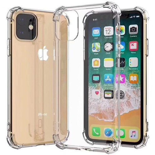Goospery, iPhone 11 PRO (5.8), Super Protect, Clear Case - Air Cushioned Corners