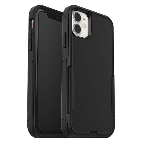 iPhone 11 Pro, Travel Series Case, Dual Material - Black