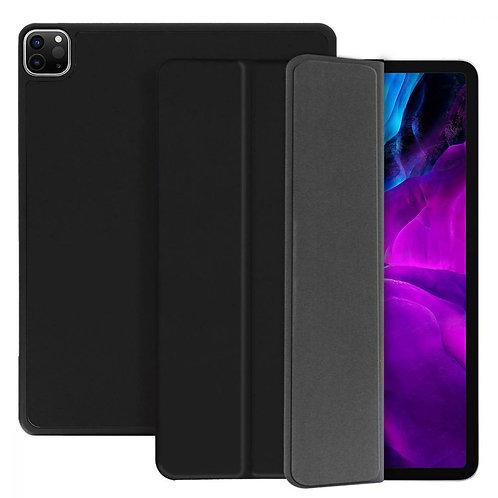 iPad Pro (2020) 12.9, Trifold Flip Stand Case - Black