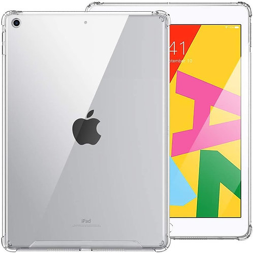 Goospery, iPad 7 (2019), 8 (2020), 10.2, Clear Case - Air Cushioned Corners