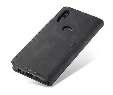 CaseMe, Samsung Galaxy A10S, Wallet Case - Black