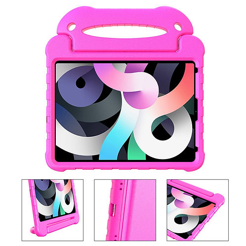 Laudtec, EVA Tablet Case & Stand, for iPad Air 4 (2020), 10.9 - Pink