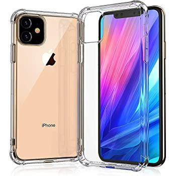 Goospery, iPhone 12 Mini (5.4), Super Protect, Clear Case - Air Cushioned Corner