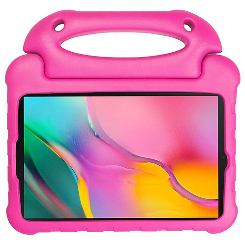 Laudtec, EVA Tablet Case & Stand, for iPad 10.2 - Pink