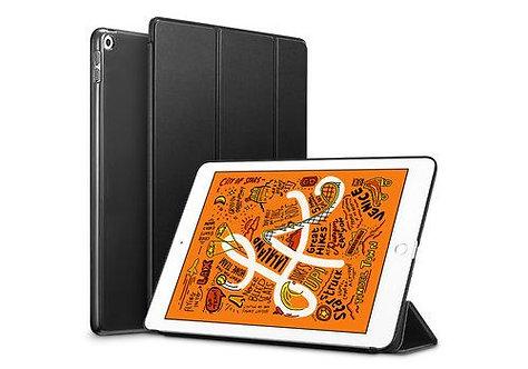 iPad Mini 4,5, Classic Case, 7.9, Transparent Back & Leather - Black