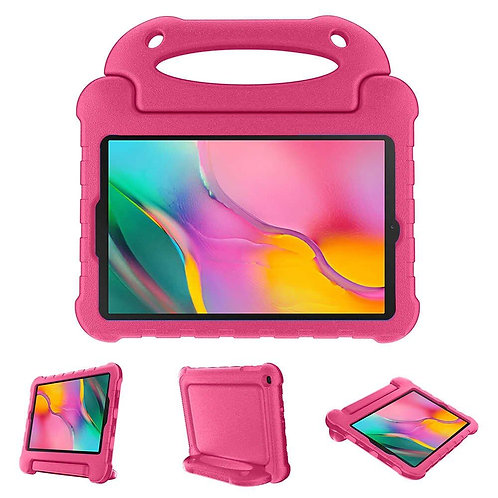 """Laudtec, EVA Tablet Case & Stand, for Samsung Galaxy Tab, 10.1"""" - Pink"""