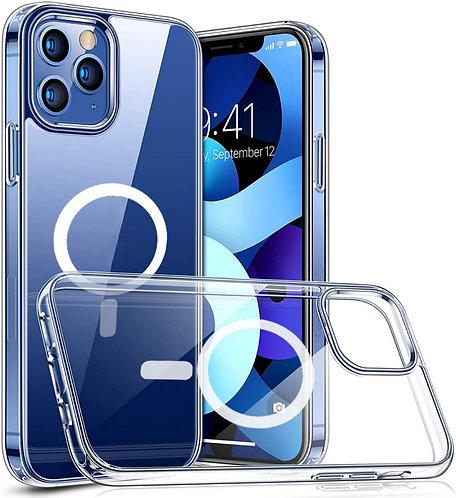 iPhone 12 Mini 5.4, Heavy Duty - Clear Case