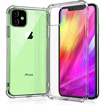 Goospery, iPhone 12 Pro Max (6.7), Super Protect, Clear Case - Air Cushioned Cor