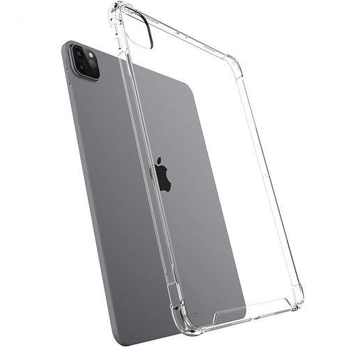 Goospery, iPad Pro 3 (2018), Pro 4 (2020), 12.9, Clear Case - Air Cushioned Corn