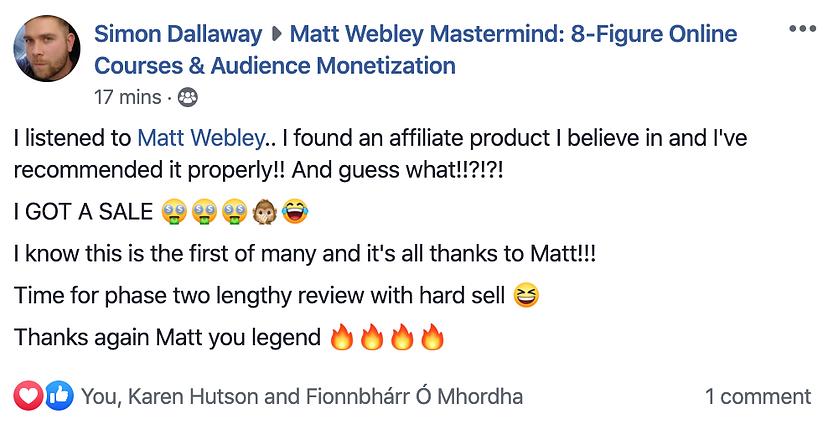 Simon Dallaway Matt Webley Mastermind 8-