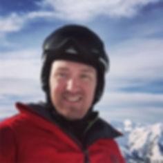 Matt at the top of a mountain ⛰ #secretw