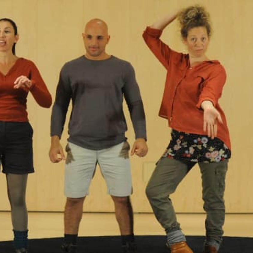 קבוצת התיאטרון של רות קנר: הדרך לשמה