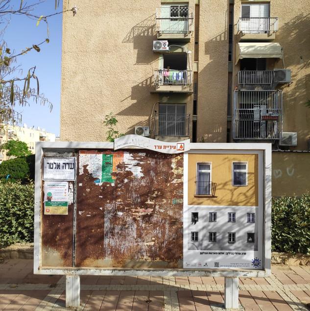 מרב מרודי | חלונות ערד, חלונות ברלין