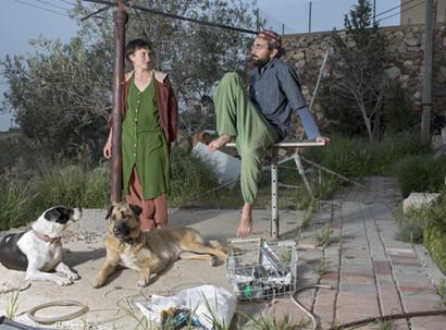 איגור ואנה: שהות אמן קורונה