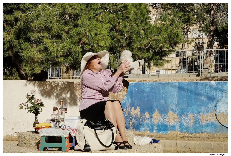 סינדי דוידסון, אנסמבל תיאטרון פריזמה