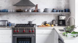 good-things-cooking-tips-for-a-less-mess-kitchen-martha-stewart-kitchen-bar-kitchen-faucets