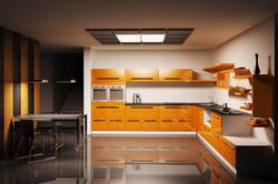 beautiful-modern-kitchen-interior-design-pictures_orange-high-gloss-wood-kitchen-cabinet-storage_gre