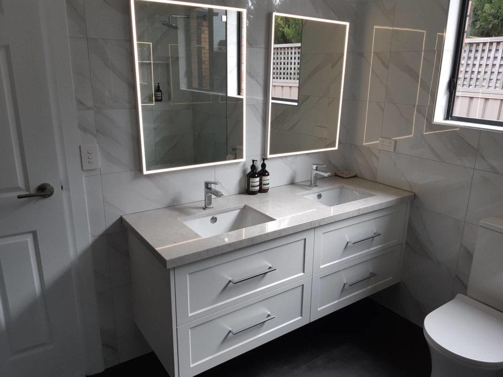 Bendigo Bathroom Designs