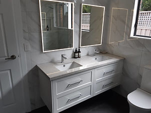 Bathroom Design Bendigo - Vanity Design