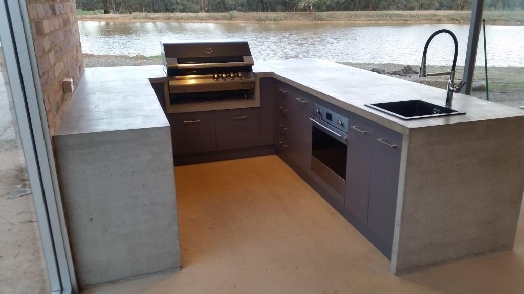 Outdoor kitchen designs Bendigo