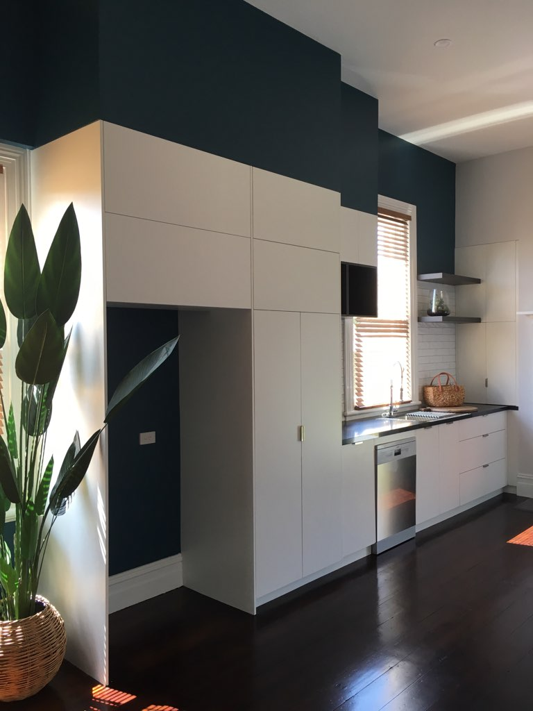 Kitchen and cabinetry design Bendigo