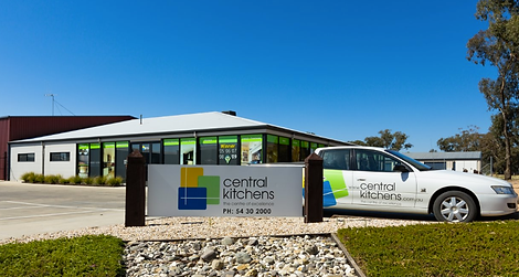 Central Kitchens - Bendigo Showroom
