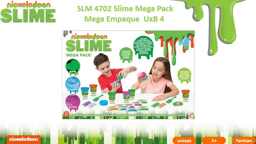 SLM 4702 Slime Mega Pack
