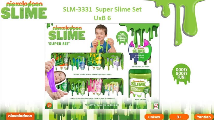 SLM 3331 Super Slime Set