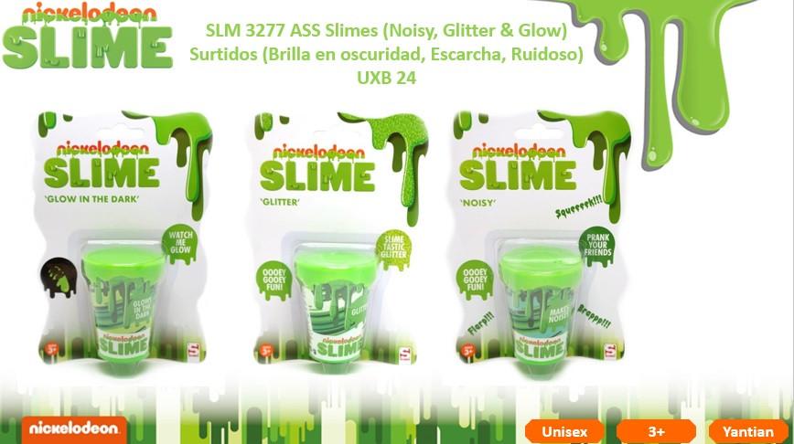 SLM 3277 Slime Surtido