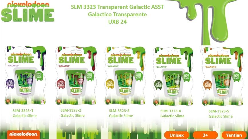 SLM 3323 Transparent Slime