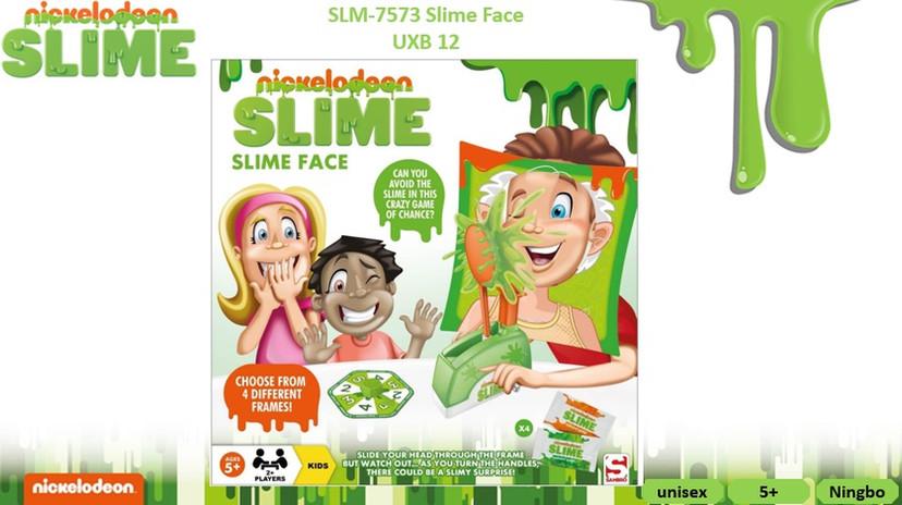 SLM 7573 Slime Face