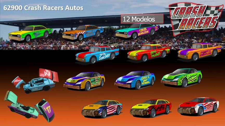 Crash Racers Coleccionalos