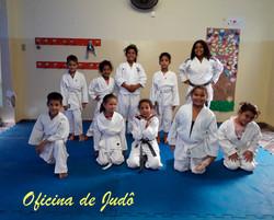 oficina de judo
