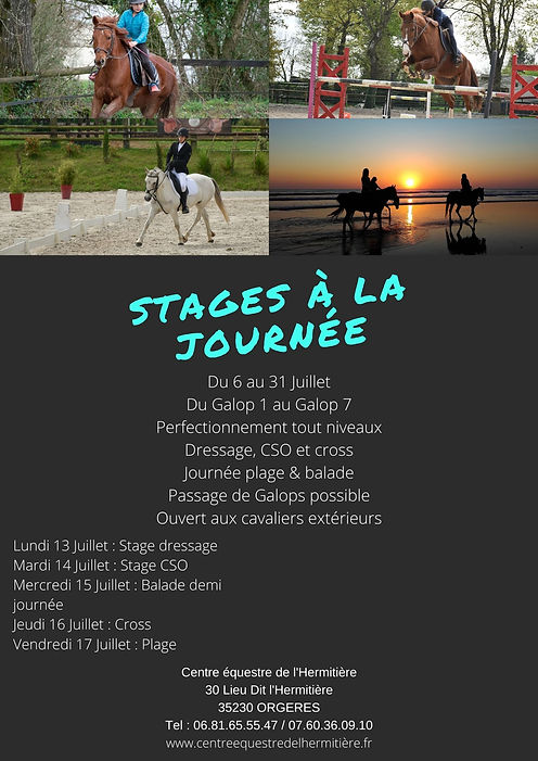 Stages Orgeres