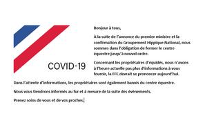 Covid-19 (Coronavirus)