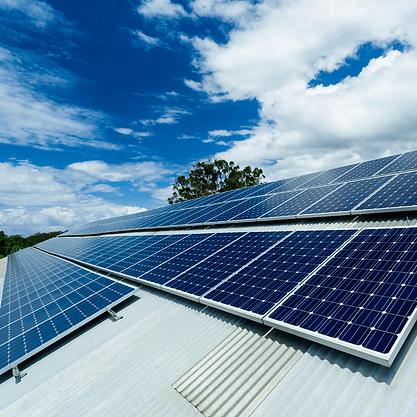Solar panels on roof nz