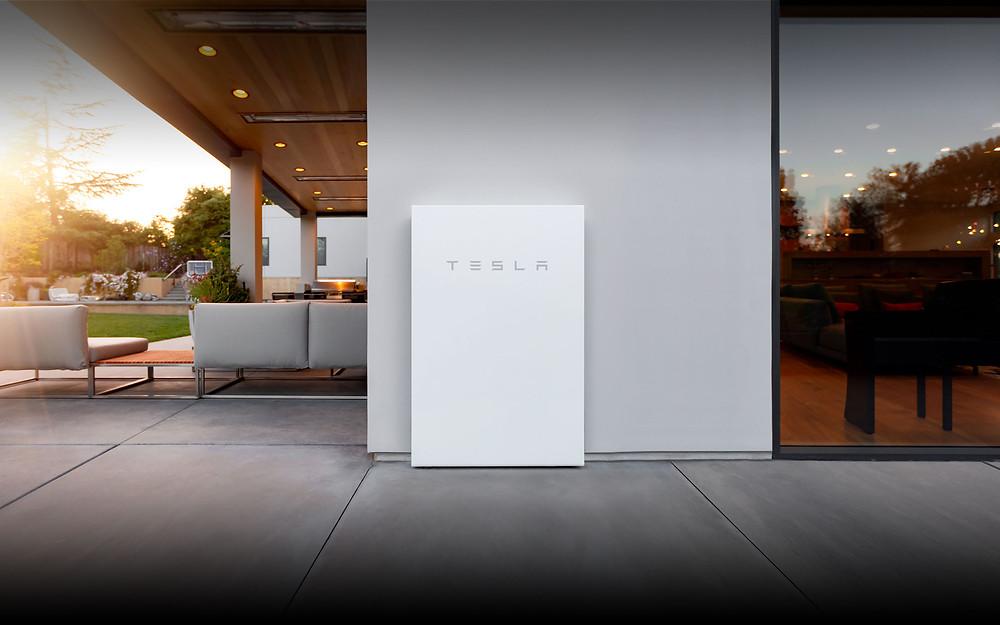Tesla Powerwall 2 Power Battery Storage