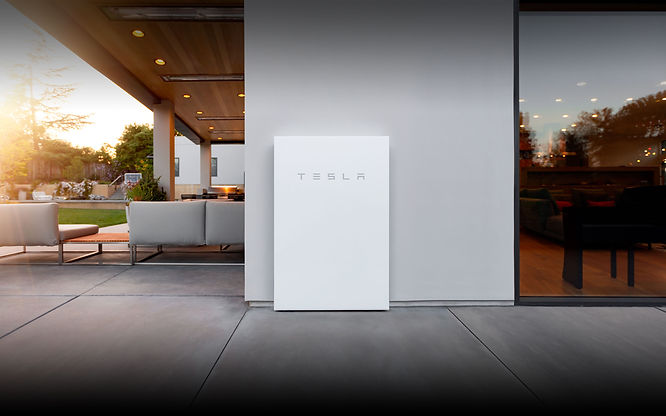 Tesla Powerwall 2 Energy Storage