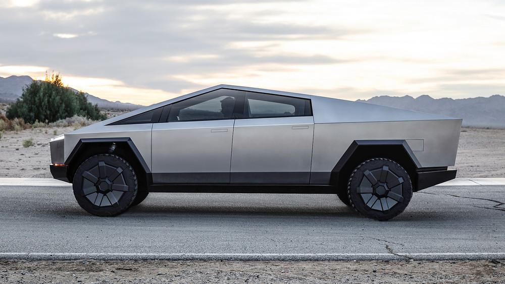 Tesla Cybertruck Electric Vehicle