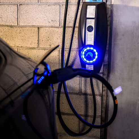 EVBox BusinessLine ev charger wall mounted
