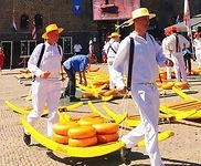 アルクマール,チーズ市,チーズ,オランダ,観光