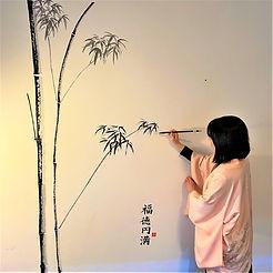 IInk-painting (Sumi-e)