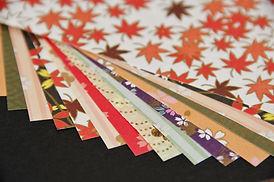 Origami beautiful paper
