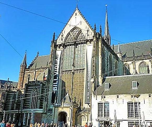 アムステルダム,ダム広場,新教会