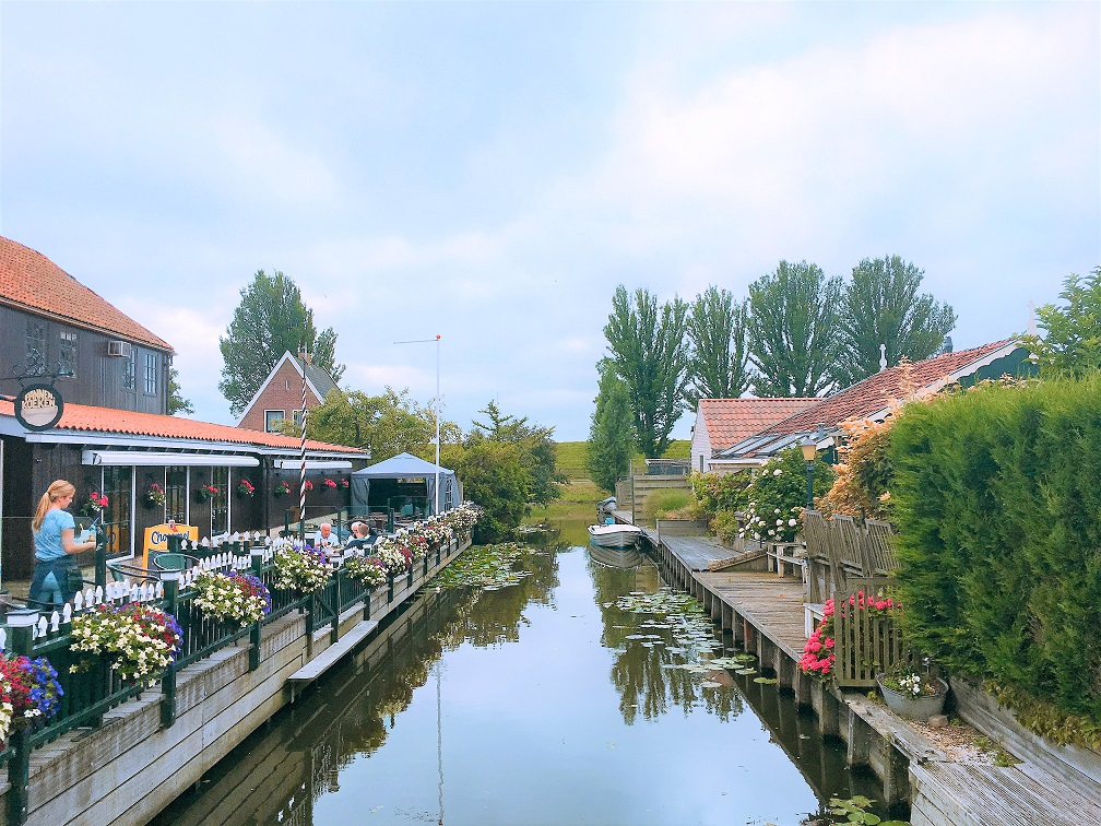 ヒンデローペン 運河