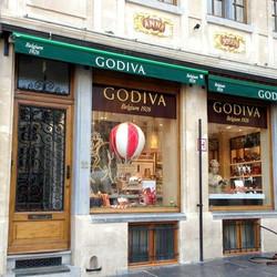 ベルギー Godiva