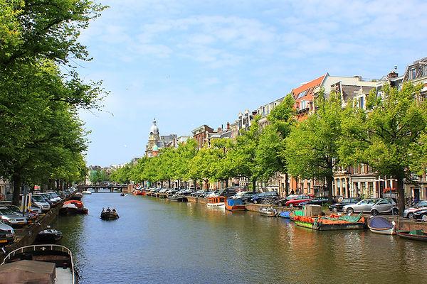 アムステルダム,運河,世界遺産