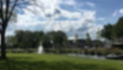 ユトレヒト 運河の風景