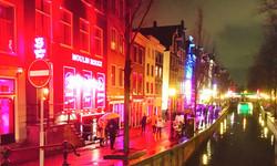アムステルダム レッドライト地区