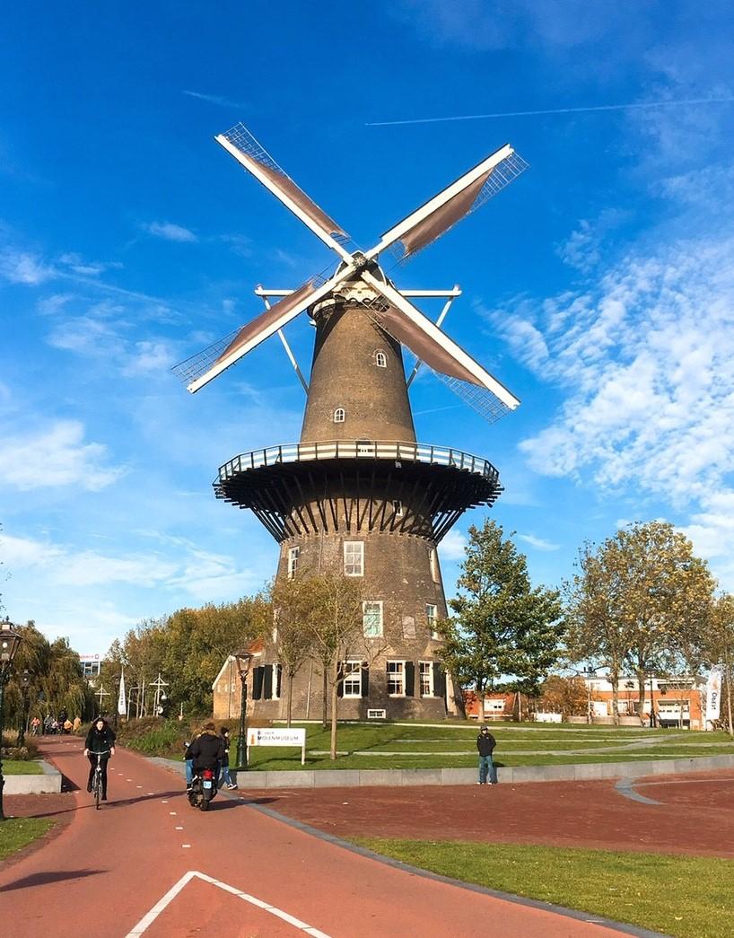 デ・ファルク風車ミュージアム